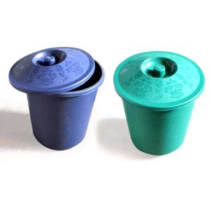 Different Recycled Dustbin